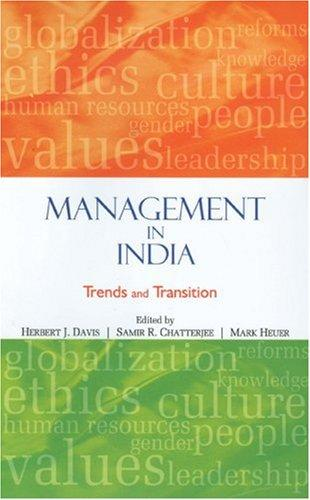 Management in India by