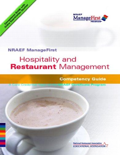 NRAEF ManageFirst