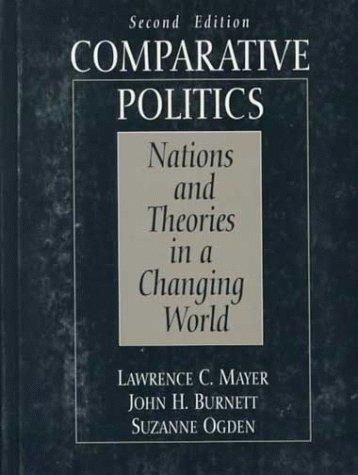 Comparative politics by Lawrence C. Mayer