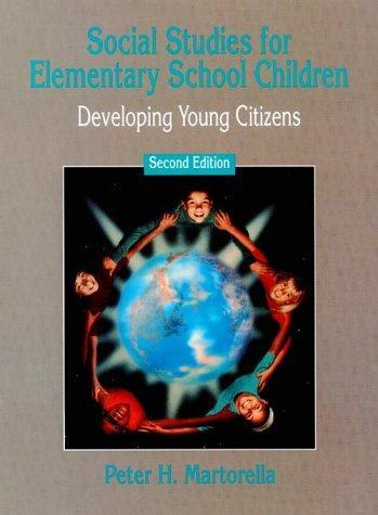 Social studies for elementary school children