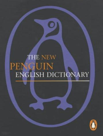 New Penguin English Dictionary, the by Robert Allen