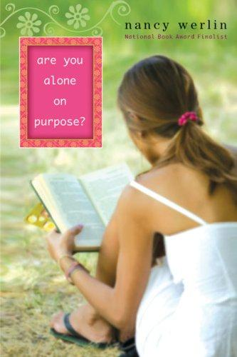 Are You Alone on Purpose?