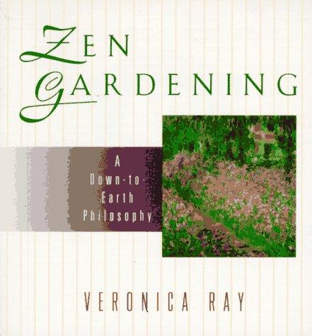 Zen gardening by Veronica Ray