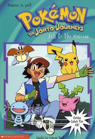 Ash to the Rescue (Pokémon Chapter Book) by Tracey West