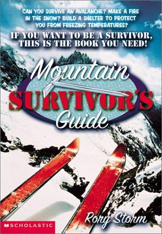 Mountain survivor's guide by Rory Storm