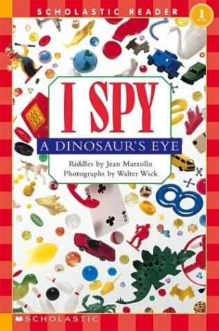 I spy a dinosaur's eye by Jean Little