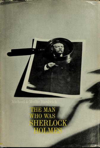 The man who was Sherlock Holmes.