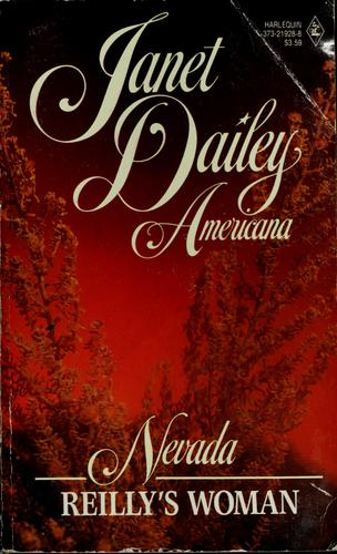 Reilly's woman by Janet Dailey