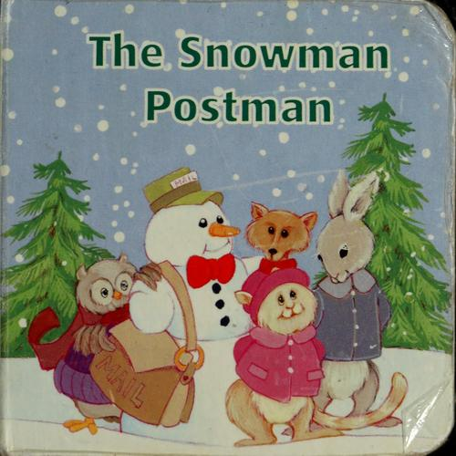 The snowman postman by