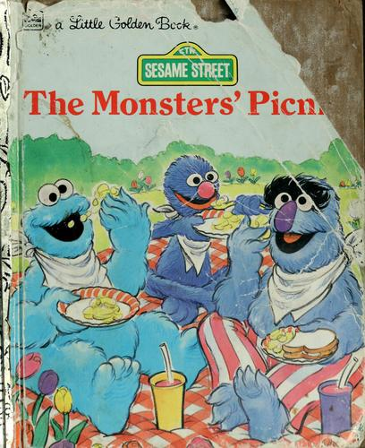 The Monsters' Picnic by Golden Books