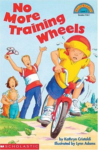 No more training wheels by Kathryn Cristaldi