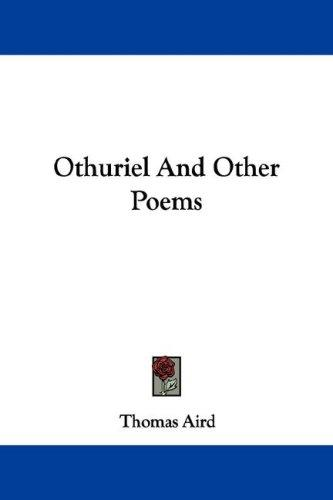 Othuriel And Other Poems