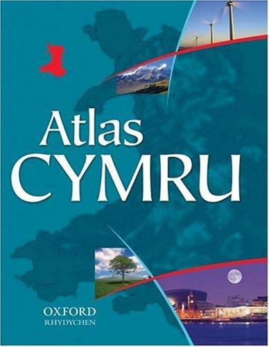 Atlas Cymru (Welsh Joint Education Comm) by Welsh Joint Education Committee