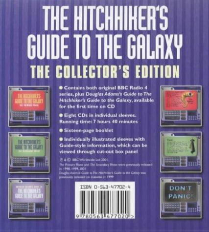 The Hitch Hiker's Guide to the Galaxy (Radio Collection)