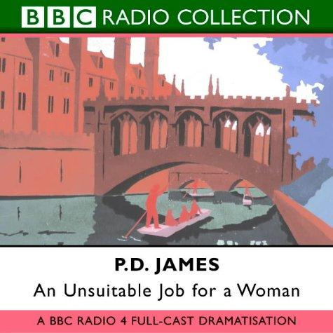 An Unsuitable Job for a Woman by P. D. James