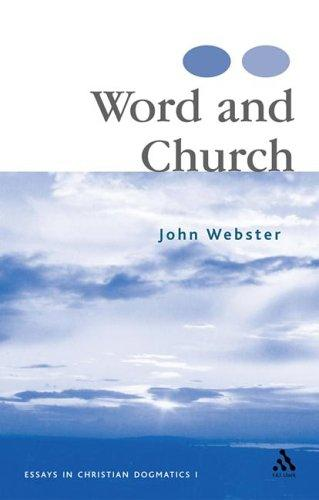 Word And Church by John Webster