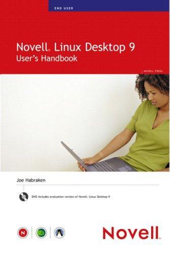 Novell Linux Desktop 9: User's Handbook Joe Habraken
