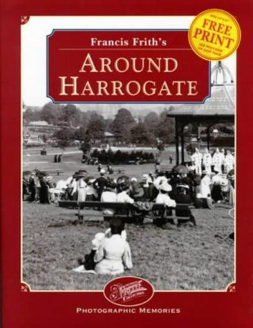Francis Frith's around Harrogate by Clive Hardy