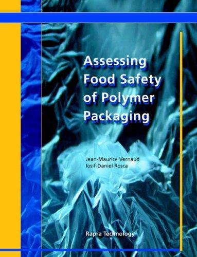 Assessing food safety of polymer packaging by