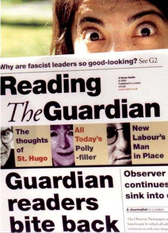 Reading the Guardian by The Farringdon Therapy Group