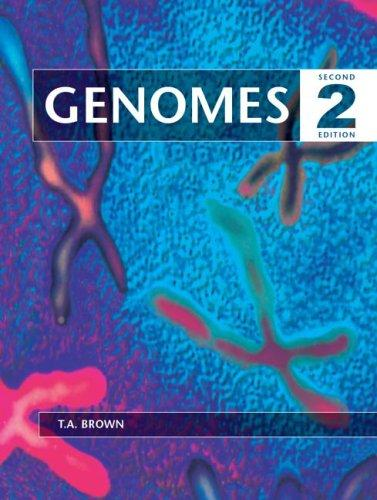 Genomes 2 by T.A. Brown