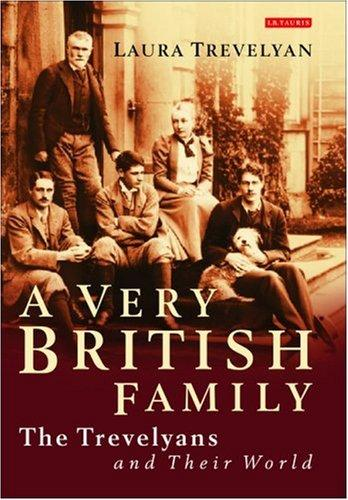 A Very British Family by Laura Trevelyan