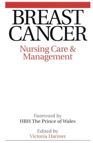 Breast cancer nursing by Victoria Harmer