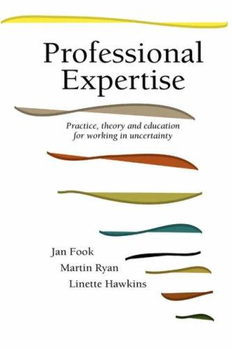 Professional expertise by Jan Fook