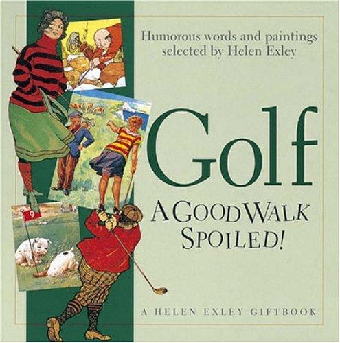 Golf by Helen Exley