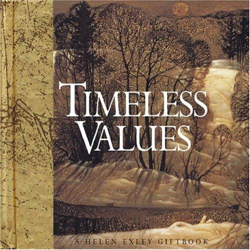 Timeless Values (Wisdom) by Helen Exley