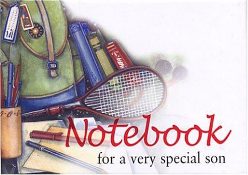 For a Very Special Son Notebook (To-Give-and-to-Keep) (To-Give-and-to-Keep) by Helen Exley