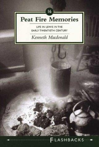 Peat Fire Memories by Kenneth Macdonald
