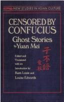 Censored by Confucius by Mei, Yuan.