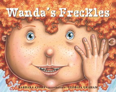 Wanda's freckles by Barbara Azore