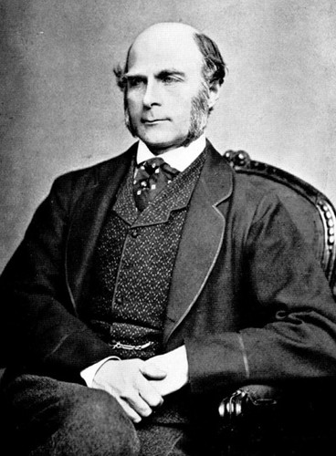 Photo of Galton, Francis Sir