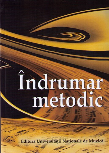 Indrumar metodic by edited by Lavinia Coman