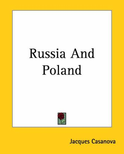 Russia And Poland by Jacques Casanova