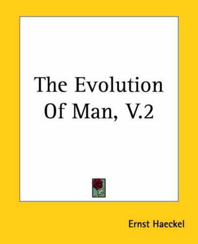 The Evolution Of Man V2