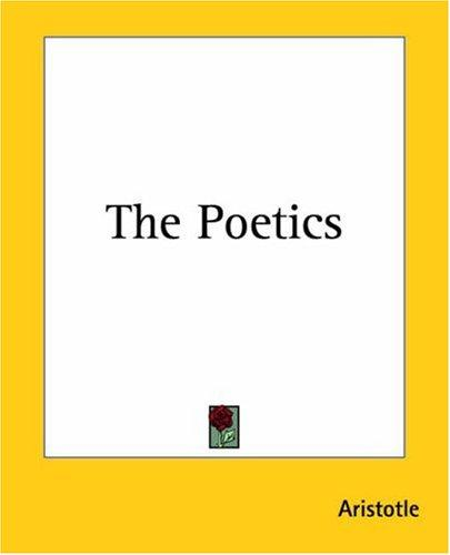 The Poetics by