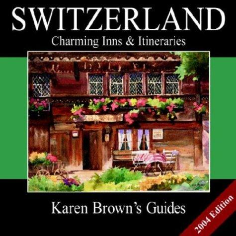 Karen Brown's Switzerland