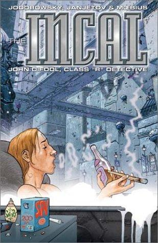 Incal by Alexandro Jodorowsky