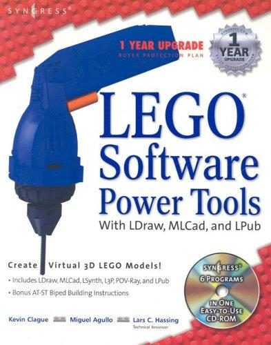 LEGO software power tools by