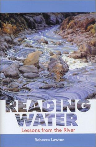 Reading Water by Rebecca Lawton