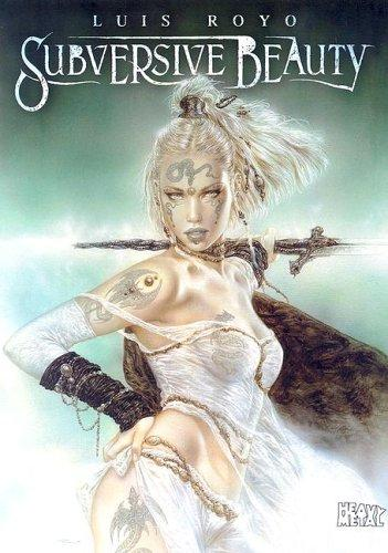 Subversive Beauty by Luis Royo
