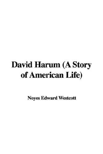 David Harum (A Story of American Life)