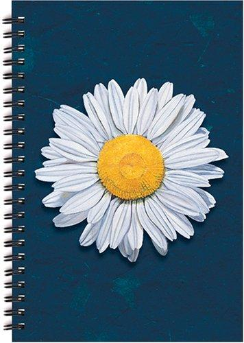 Daisy Blank Writing Journal Notebook by Kmit