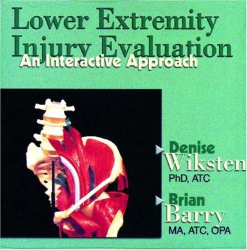Lower Extremity Injury Evaluation
