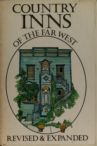 Country inns of the Far West