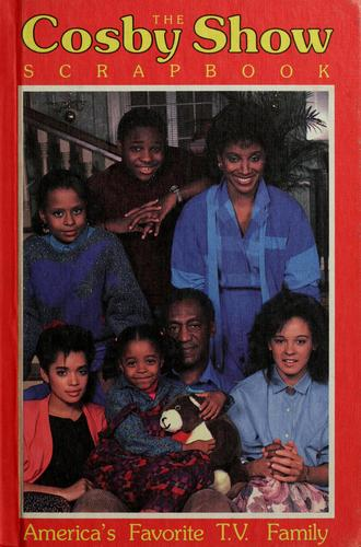 The Cosby Show scrapbook by