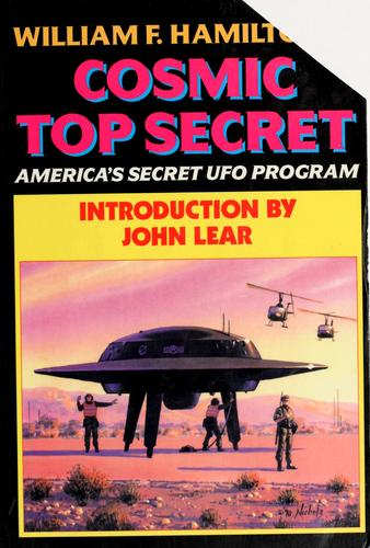 Cosmic top secret by William F. Hamilton